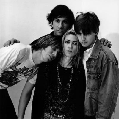 sonic youth concert olympia