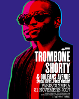 TROMBONE SHORTY & THE ORLEANS AVENUE