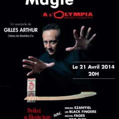 MAGIE A L'OLYMPIA