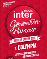 France Inter : Generation Humour