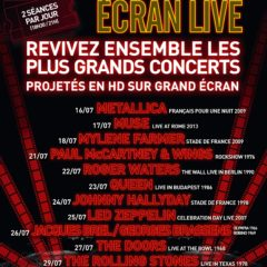 L'OLYMPIA ECRAN LIVE - THE DOORS