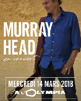 Murray Head en concert olympia paris