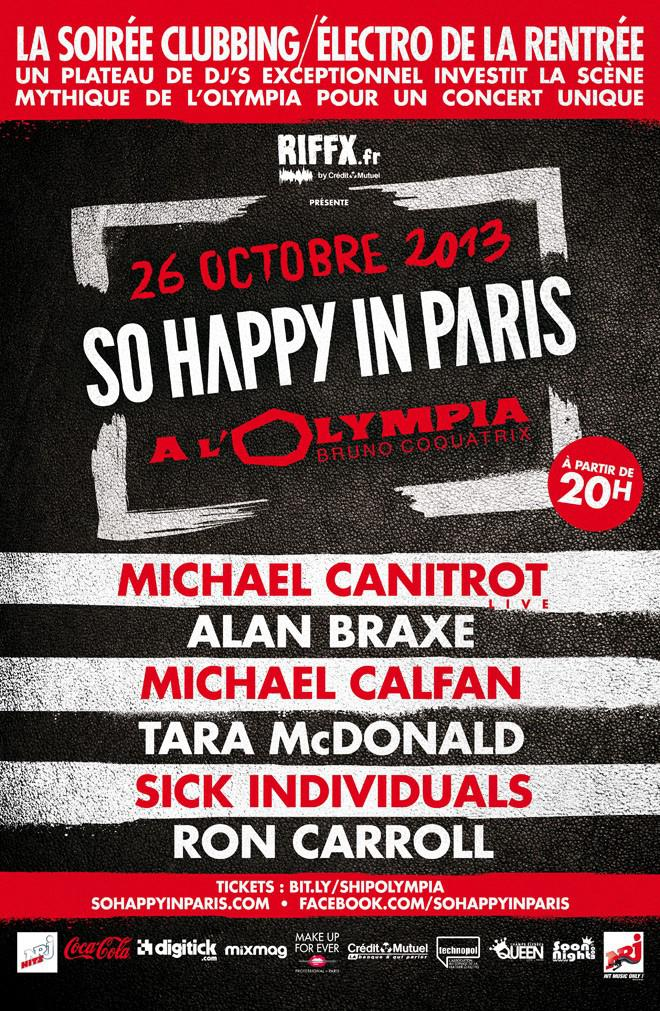 so happy in paris concert olympia