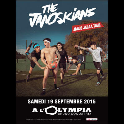 the-janoskians-concert-olympia
