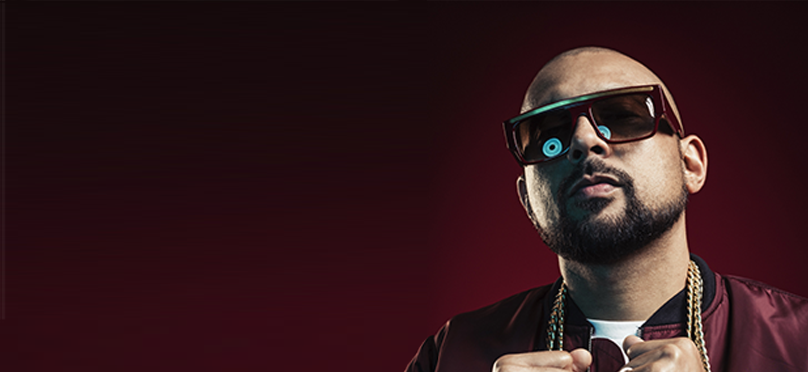Sean Paul en concert à L'Olympia à Paris