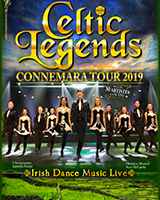 Celtic Legends en spectacle à L'Olympia