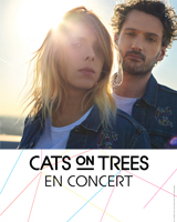 Cats on Trees à L'Olympia