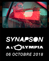 Synapson à L'Olympia