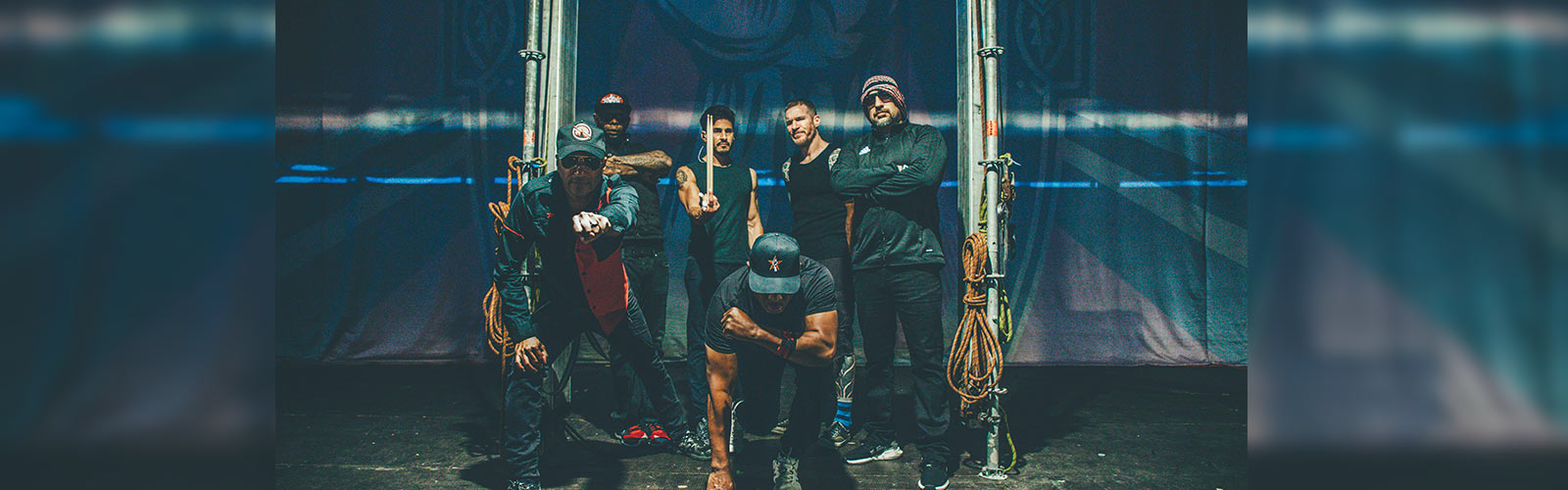 Prophets of Rage à L'Olympia