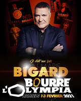 JEAN-MARIE BIGARD BOURRE L'OLYMPIA